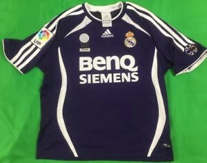 b3b4edcb759 Adidas Real madrid Benq Siemens Fifa Award XX Best Club XX Century ...