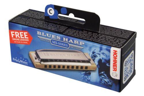 Hohner Blues Harp C MS System