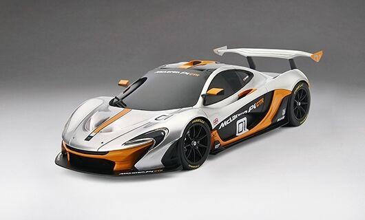 McLaren P1 Gtr Pebble Beach 2014 1:18 Model TRUE SCALE MINIATURES | Avec Une Réputation De Longue Date