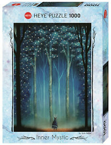 ANDY KEHOE - FOREST CATHEDRAL - Heye Puzzle 29881 - 1000 Teile Pcs.