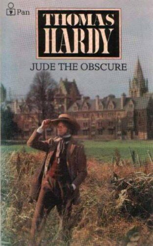 Jude the Obscure By Thomas Hardy. 9780330241960