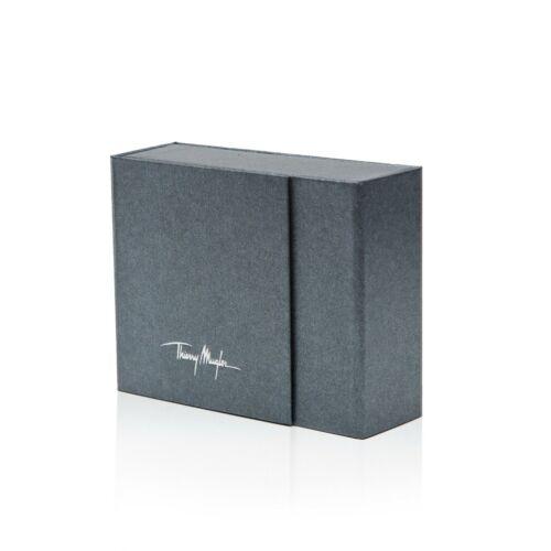 T.58 69,00 € NEUF Bague Femme Thierry Mugler Argent Oxyde de Zirconium T21159Z