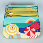 New! Wholesale Lot of 10 x Clinique Summer Cosmetic Makeup Bag Zipper