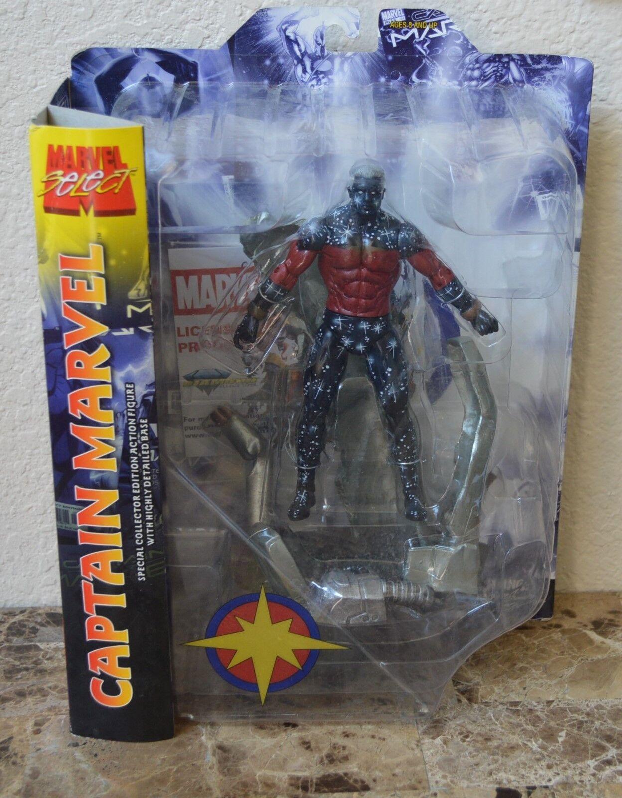 Nouveau Captain Marvel Choix Figurine Articulée Genis-Vell Variante Avengers