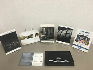 ford fusion hybrid genuine oem owners manual