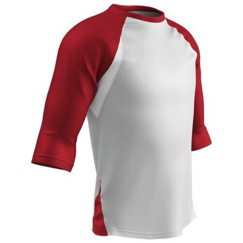 Champro Complete Game 3//4 Sleeve Shirt BS24