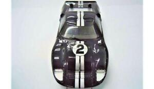 SC408 1:18 1966 #2 FORD GT40 MKII 24HR Le MANS 3rd FULLY OPENING Metal Diecast