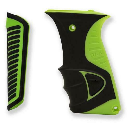 DLX Luxe Ice Grip Kit Paintball Green