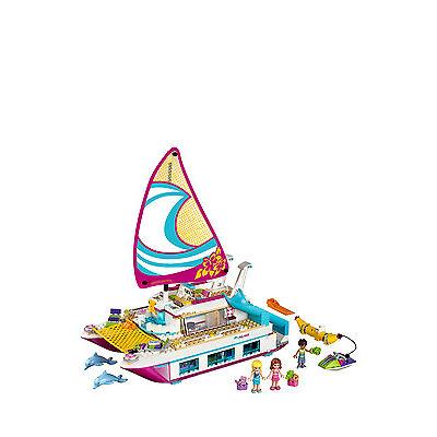 NEW Lego Friends Sunshine Catamaran 41317