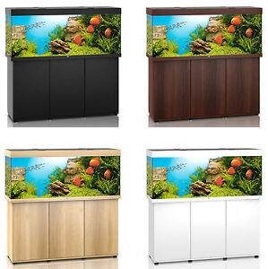 juwel aquarium rio 450 led aquarienkombination mit unterschrank neuheit 2017 ebay. Black Bedroom Furniture Sets. Home Design Ideas