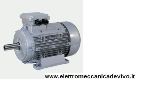 HP 2 B3- con piedini MEC 90 MOTORE ELETTRICO MONOFASE 2800 Giri   Kw 1.5