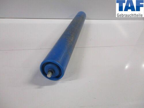 Tragrolle Rolle Federachse Einspannlänge 450 mm  Ø 50 Achse für Rollenbahn