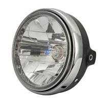 7 Motorcycle Headlight Halogen Bulb For Honda Cb400 Vtec Vtr250 Universal