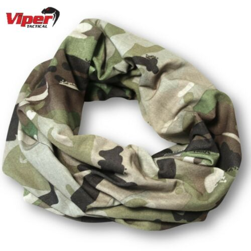 VIPER TACTICAL SNOOD MULTIFUNCTIONAL HEAD WRAP HAT SCARF BALACLAVA NECK WARMER