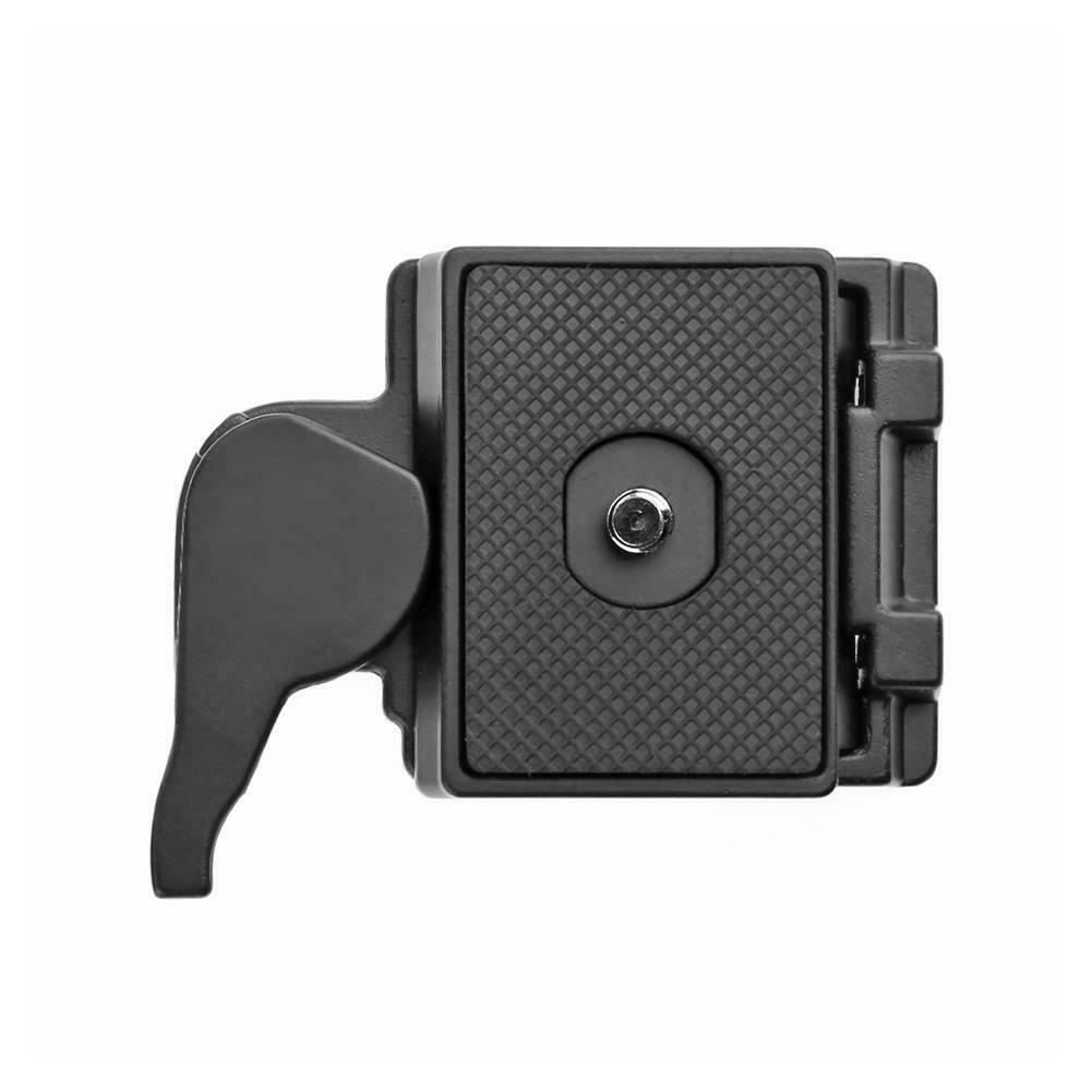 Camera 323 Quick Release Clamp Adapter + QR Plate Base For M