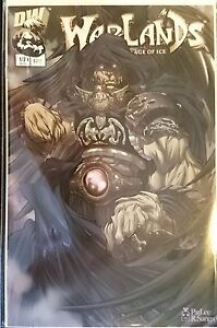 Warlands-Age-of-Ice-1-2-Cover-B-VF-NM-1st-Print-Dreamwave