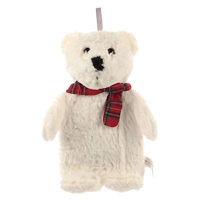 polar bear hot water bottle cover with 1l bottle winter. Black Bedroom Furniture Sets. Home Design Ideas