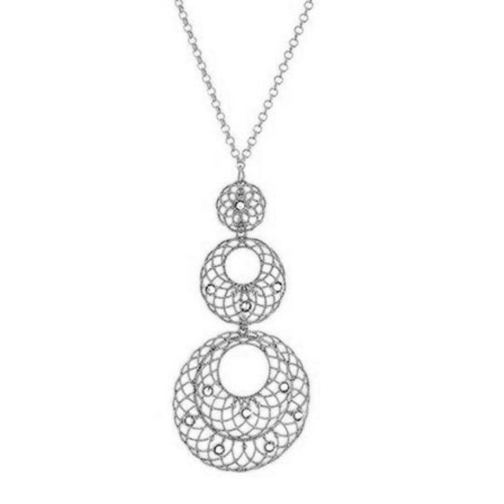 COLLANA silver women STROILI 1604453