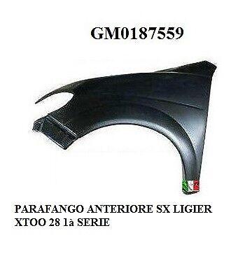 0187570 PARAFANGO ANTERIORE DESTRO LIGIER X-TOO XTOO MAX FIANCHETTO DX