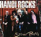 Street Poetry [4 Bonus Tracks] by Hanoi Rocks (CD, Sep-2007, Demolition)