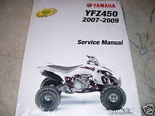 yamaha banshee 350 service manual