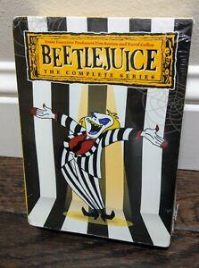 Beetlejuice-Complete-Series-DVD-2013-12-Disc-Set-Color-SEALED-Damage