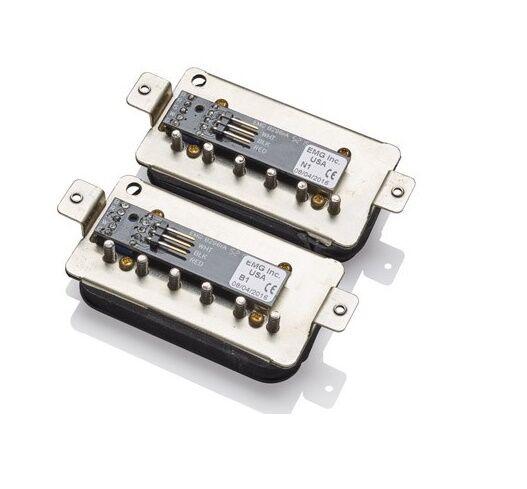 EMG Fat 55 Zebra Retro estándar espaciados corto corto corto Ollas Set Active (6 Cuerdas conjuntos) 45ce6c