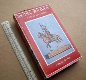 """1971 Vintage Modèle """"soldats De Collection Guide"""" John Garratt. Superbe De Référence-afficher Le Titre D'origine 50% De RéDuction"""