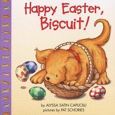 Happy Easter, Biscuit! by Capucilli, Alyssa Satin