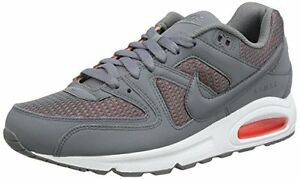 Details zu Womens Nike AIR MAX Command 397690 020 GreyWhite Running Gym Trainers UK 4.5