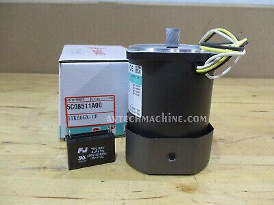 Sesame 5IK60GX-SF Induction Motor 60W//3PH//220V//FAN
