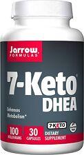 Jarrow Formulas 7 Keto DHEA, 100 MG, 30 Capsules