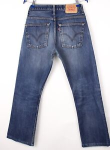 Levi's Strauss & Co Hommes 507 04 Jeans Jambe Droite Taille W32 L30 BCZ237