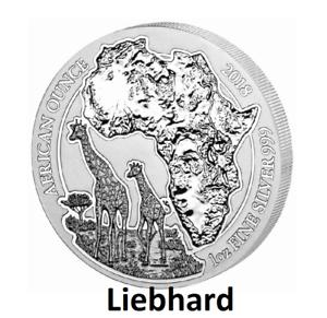 50-FRW-Ruanda-Silber-Silver-African-Ounce-Giraffe-2018-1-OZ