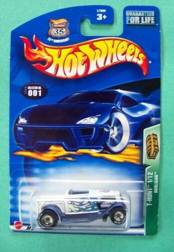 2003 Hot Wheels Treasure Hunt Holoigan Choice Lot #001