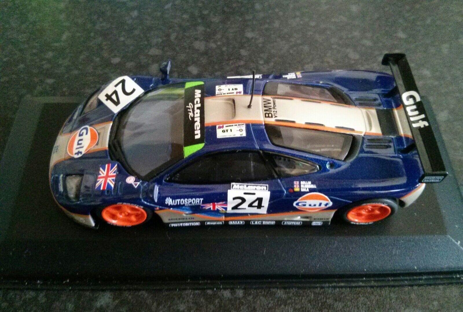 Minichamps 1 43 530 154324 - McLaren F1 GTR LM 24