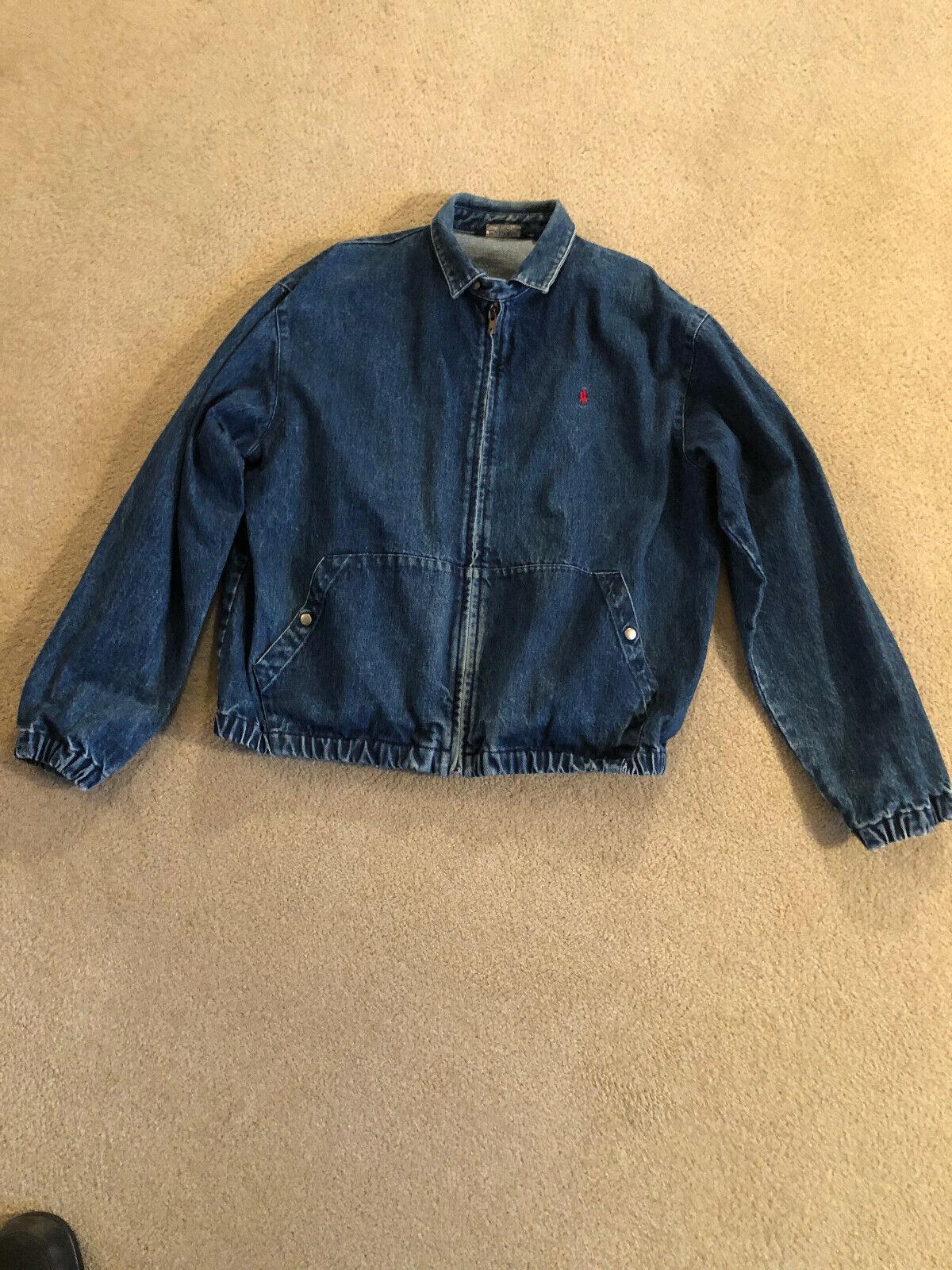 Vintage 80s 90s Polo Ralph Lauren Authentic Jean… - image 1