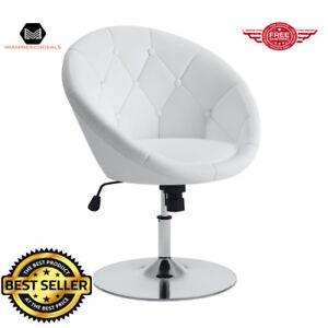 Details about Makeup Vanity Chair Swivel Bedroom Living Room Office Table  Desk Furniture Decor