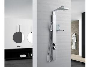 Colonna doccia idromassaggio revif plus novellini ebay