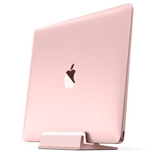 "UPPERCASE KRADL Aluminum Stand Mount Holder Apple MacBook 12/"" Rose Gold 2015-17"