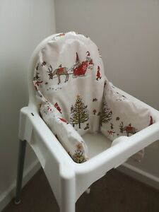 Miraculous Details About Ikea Antilop High Chair Cushion Cover Highchair Cover For Klammig Cushion Short Links Chair Design For Home Short Linksinfo