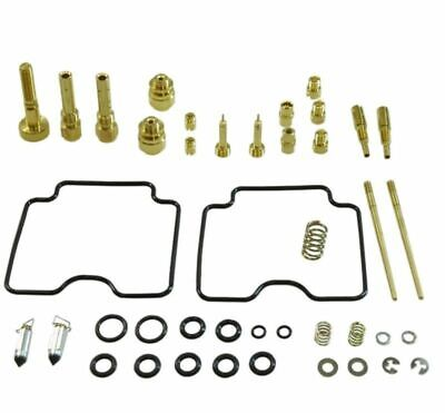 Carburetor Carb Rebuild Kit Repair for Yamaha RAPTOR 660R YFM660R 2001-2005  E4