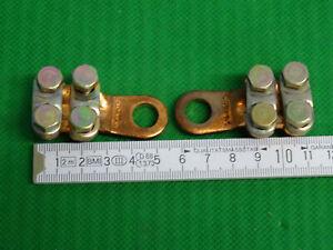 2x Klemmkabelschuh, Cu, 16-70 mm² - Michendorf, Deutschland - 2x Klemmkabelschuh, Cu, 16-70 mm² - Michendorf, Deutschland