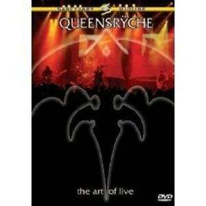 QUEENSRYCHE-034-THE-ART-OF-LIVE-034-DVD-NEW