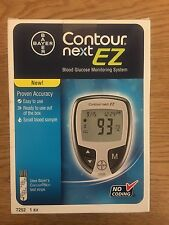 Bayer Contour Next Ez Meter Kit new sealed  box buy 10 And Get $1 off Each Unit