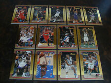 2003-04 Bowman Basketball--Gold--Lot Of 13--No Dupes--Multi-Lots--See List