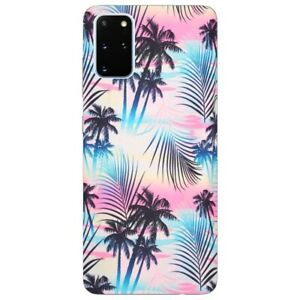 Coque Galaxy Note 10 LITE tie and dye palmier