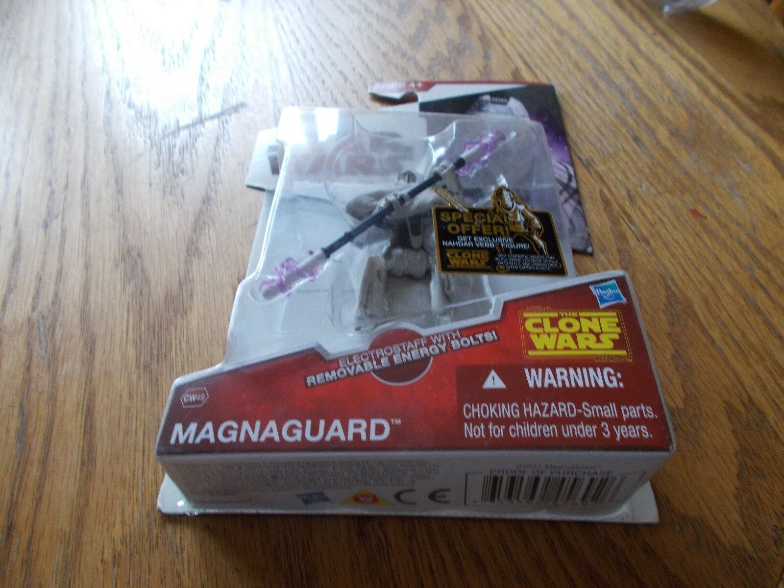 HASBRO-STAR HASBRO-STAR HASBRO-STAR WARS-THE CLONE WARS - MAGNAGUARD BRAND NEW SEALED f7fd30