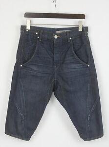 Levi-Strauss-amp-Co-Engineered-Jeans-Men-039-s-Petite-Twisted-Short-en-jean-25569-JS