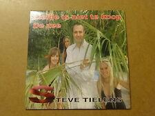 SINGLE CD / STEVE TIELENS: LIEFDE IS NIET TE KOOP